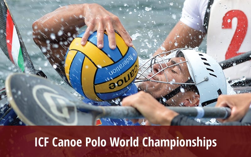 2018 Canoe Polo World Campionships